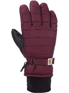 Carhartt Quilts Insulated Winter Gloves