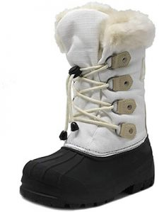 High Winter Snow Boots from Dream Pairs