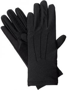 Isotoner Stretch Fleece-Lined Winter Gloves