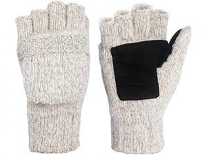 Metog Suede Thinsulate Thermal-Insulated Mittens