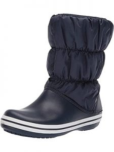 Winter Puff Boots from Crocs