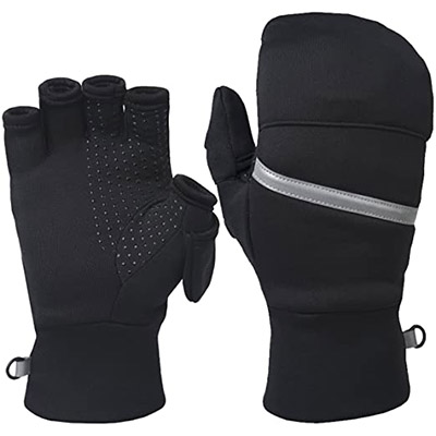 Trailheads Power Stretch Convertible Mittens